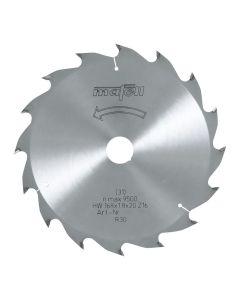 Mafell zaagblad hardmetaal 168mm Z16, WZ
