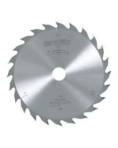 Mafell zaagblad hardmetaal 168mm Z24, WZ