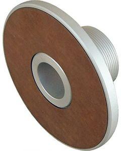 Lamello Steunplaat zonder uitsparing ⌀ 100 mm voor Profila P2, Pro plus