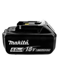 Makita Accu BL1860B - LXT 18V 6,0Ah
