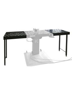 Mafell Tafelverbreding voor bewerkingstafel BAT, 600 x 490 mm