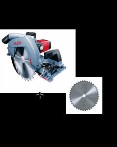 Mafell - MKS 130 Ec + Mafell zaagblad hardmetaal 330mm Z40, WZ