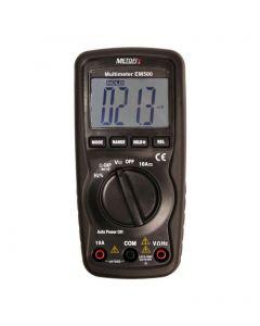 Multimeter EM500 digitaal auto range Metofix