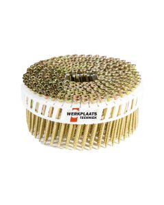 Nail screws op rol 2.8x30 GALVA TORX 15 (10800)