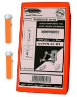 Kitpro Stalen betonnagels pulsa 700 met gas 35mm